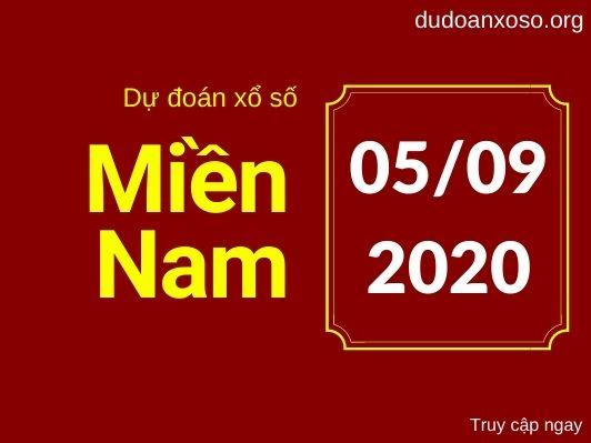 dự đoán xsmn 5/9/2020