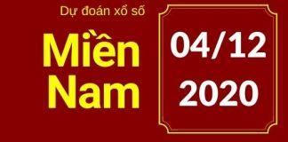 Dự đoán XSMN Wap 4/12/2020