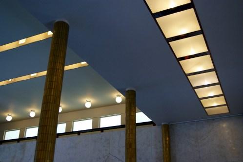 Plafond Burgerzaal