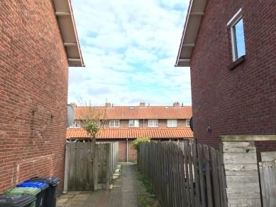 20e woningbouwcomplex, Adelaarstraat, Hilversum. Foto Peter Veenendaal