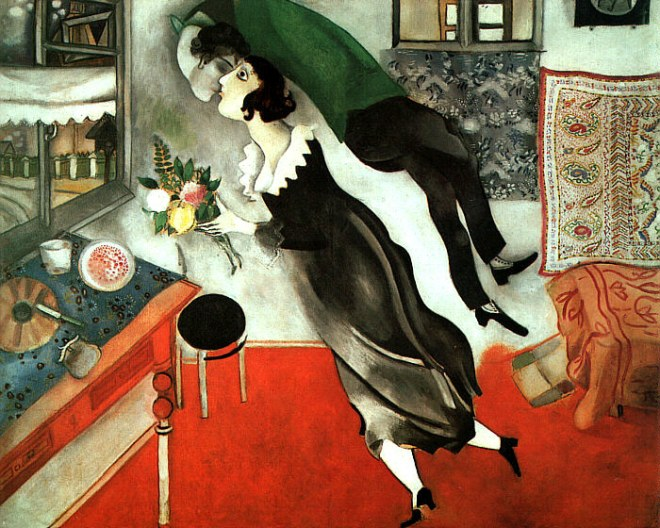 Marc Chagall, Compleanno