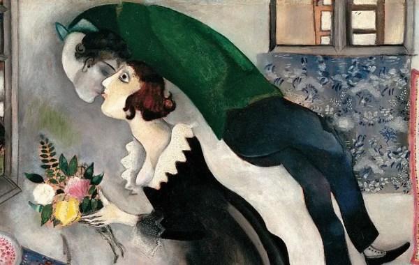 Marc Chagall, Compleanno (dettaglio)