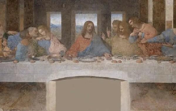 Leonardo, Ultima Cena