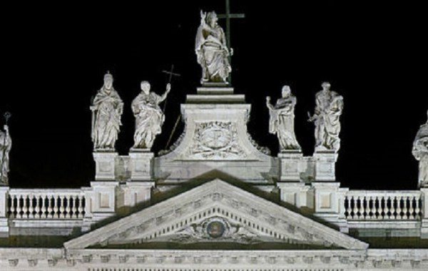 Borromini, San Giovanni in Laterano