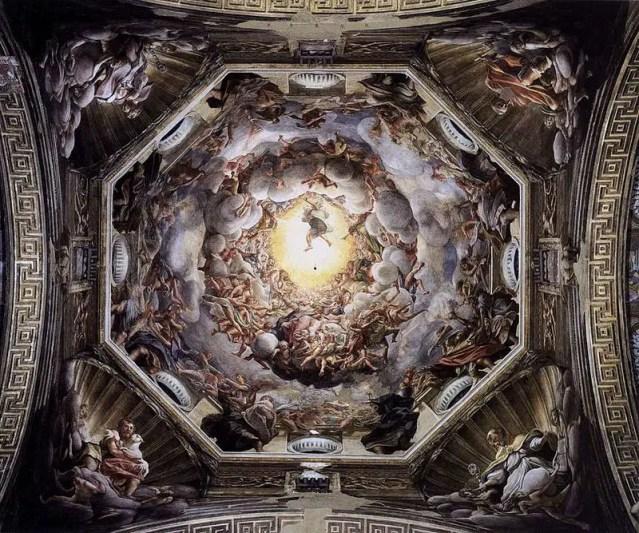 Correggio, duomo di Parma