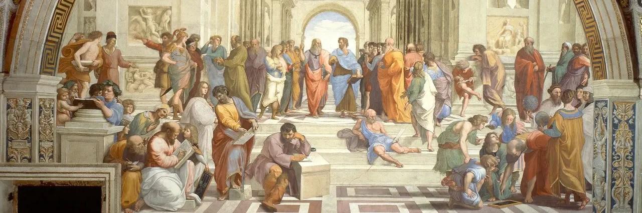 One of the Raffaello's work