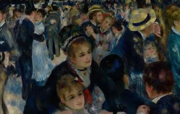 Pierre-Auguste Renoir, Bal au moulin de la Galette