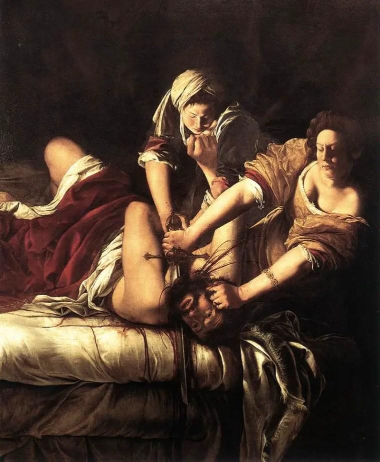 Artemisia Gentileschi, Giuditta che decapita Oloferne (dipinto)
