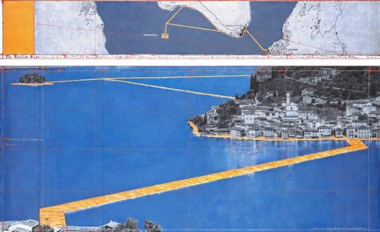 Christo_Jeanne-Claude_the-floating-piers_vita_opere_due-minuti-di-arte