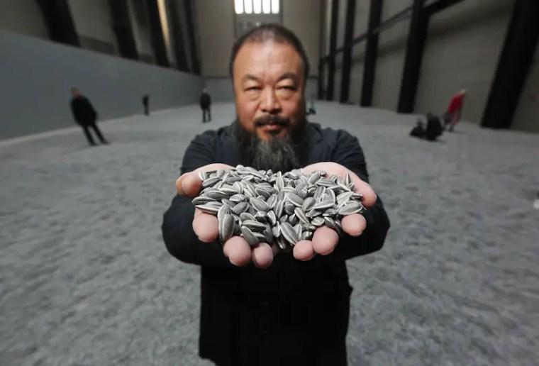 L'artista cinese Ai Weiwei
