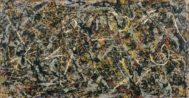 Jackson Pollock, Alchimia, 1947