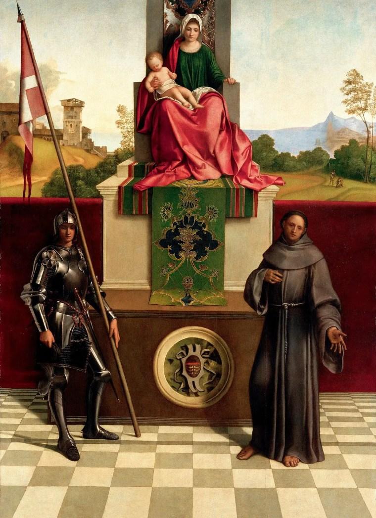 Giorgione_pala-di-castelfranco_vita_opere_riassunto_due-minuti-di-arte