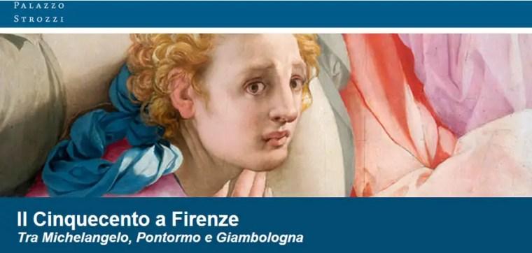 Mostra Cinquecento a Firenze