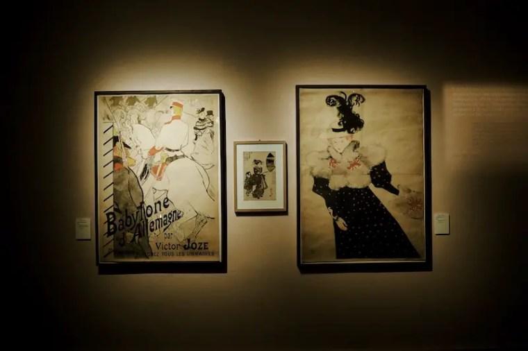 Mostra Toulouse Lautrec Milano