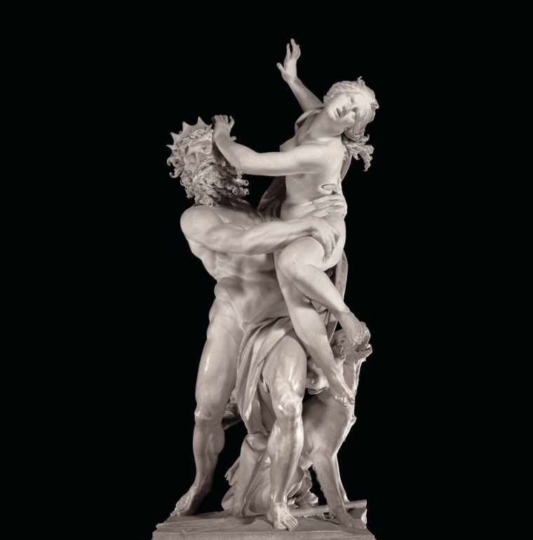 Gian Lorenzo Bernini, Ratto di Proserpina