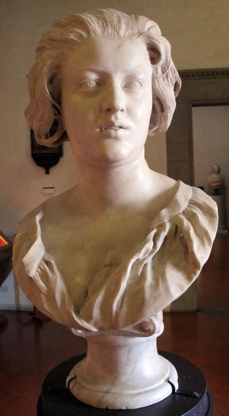 Gianlorenzo bernini, ritratto di Costanza Bonarelli