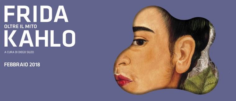 Frida Kahlo, Milano, 2018