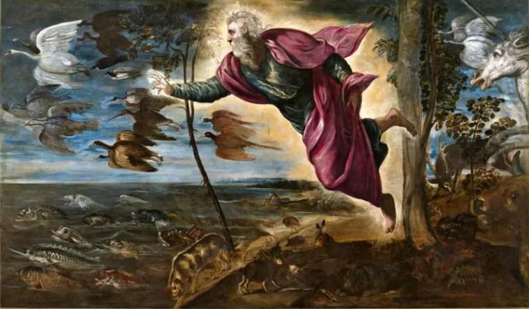 Mostra Tintoretto, Venezia, 2018