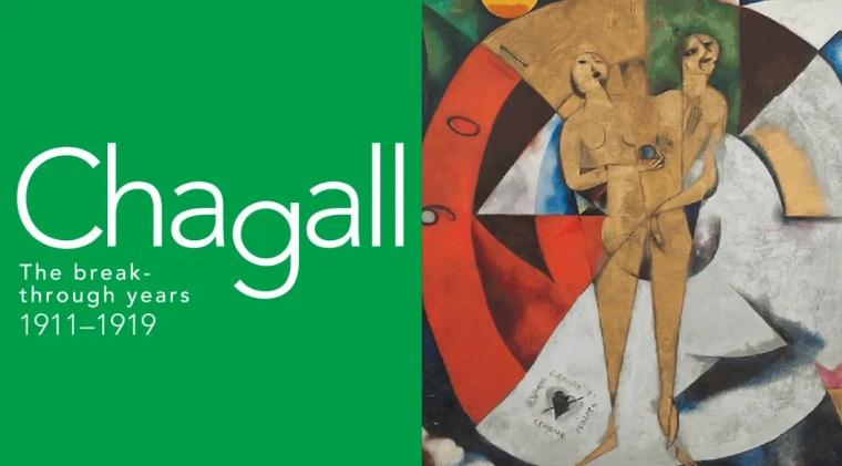 Mostra Chagall Bilbao