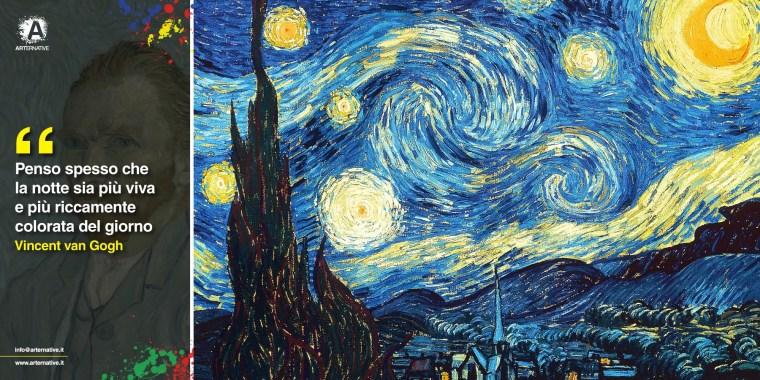 Van Gogh, citazione