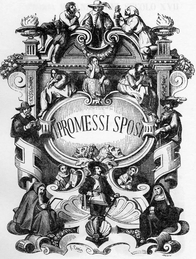 Promessi Sposi, copertina