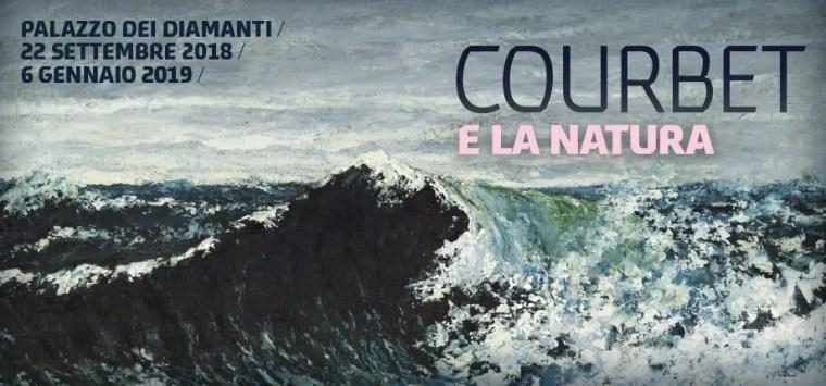 Mostra Courbet Ferrara