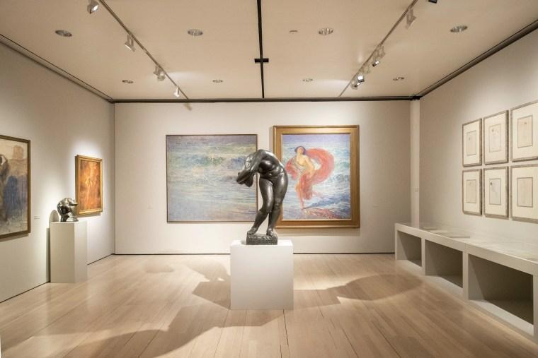 La mostra di Isadora Duncan al MART