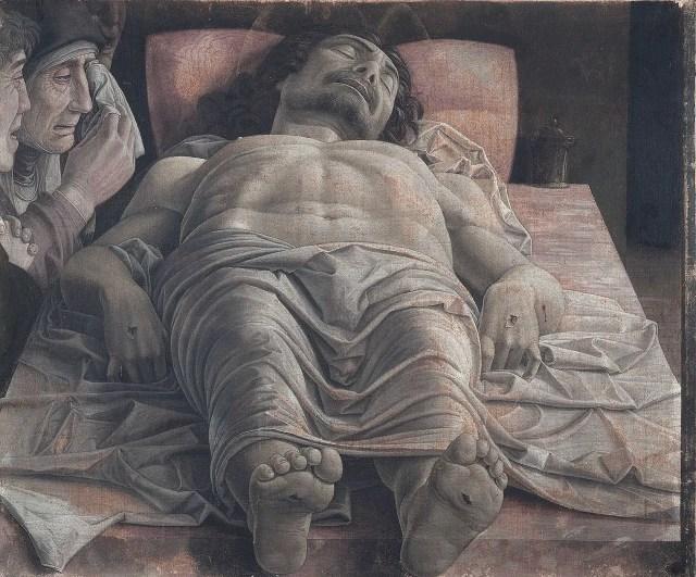 Andrea Mantegna, Cristo Morto