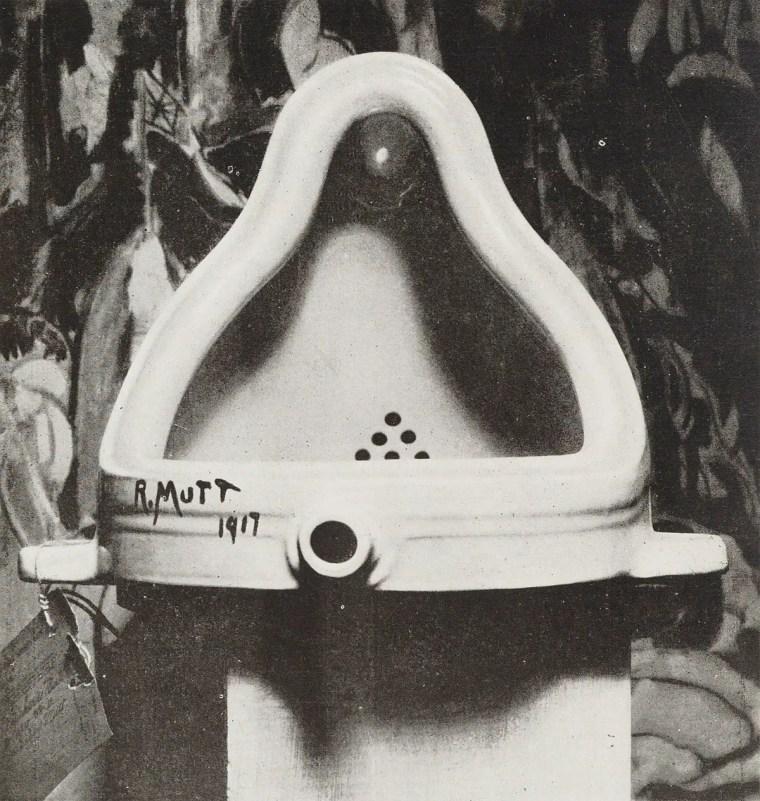 Marcel Duchamp, Fontana, 1917