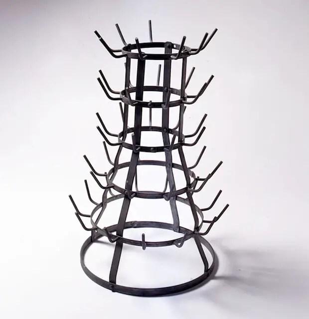 Marcel Duchamp. Scolabottiglie, 1914 -1964