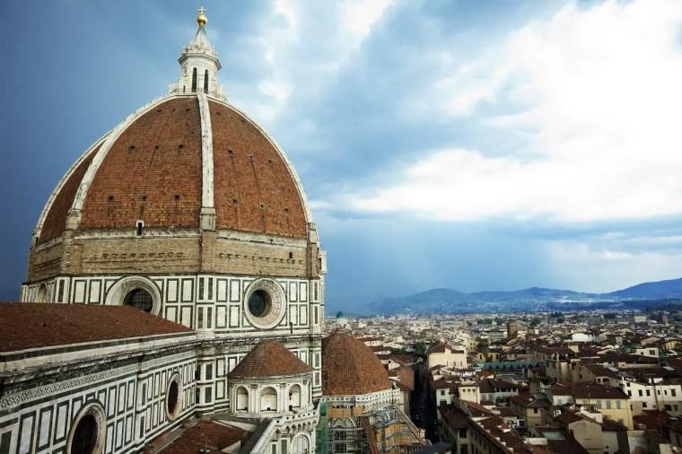 Filippo Brunelleschi, La cupola del Duomo di Firenze,