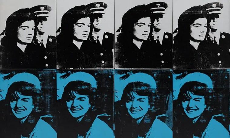 Mostra American art 1961-2001 al Plazzo Strozzi di Firenze