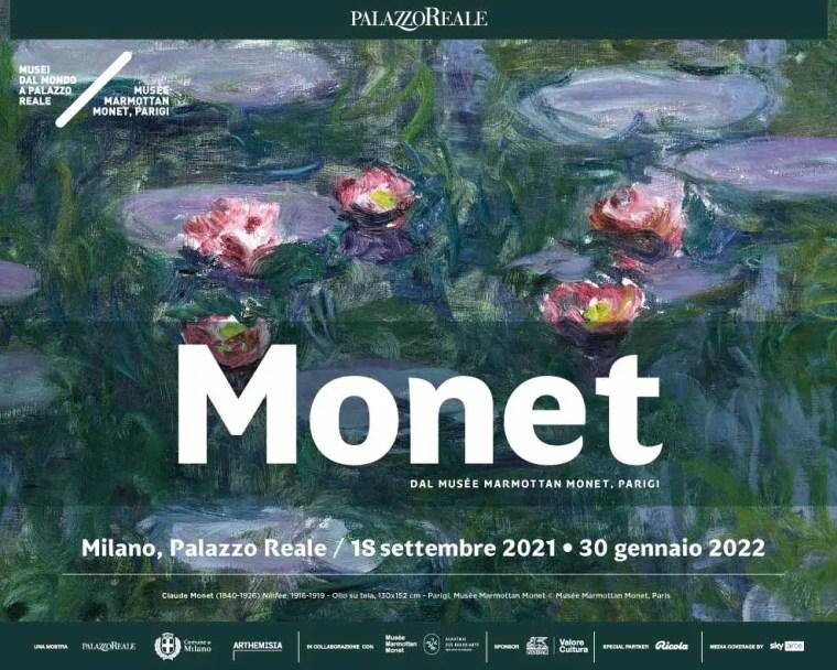 La mostra di Monet a Milano