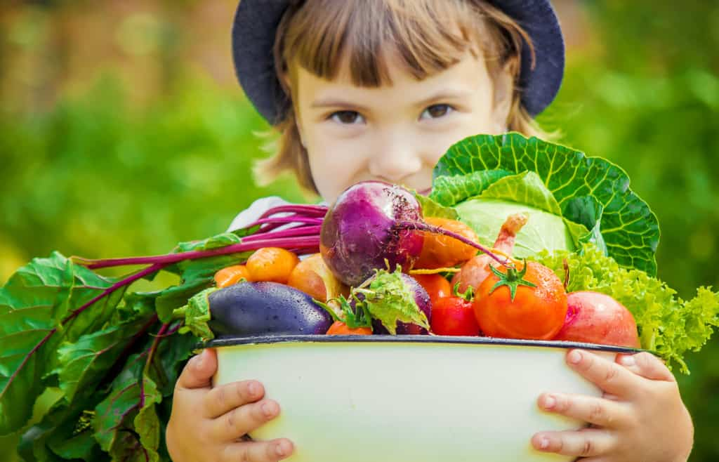 Seven Ways To Encourage Your Children To Choose Fruits And Vegetable For Snacks