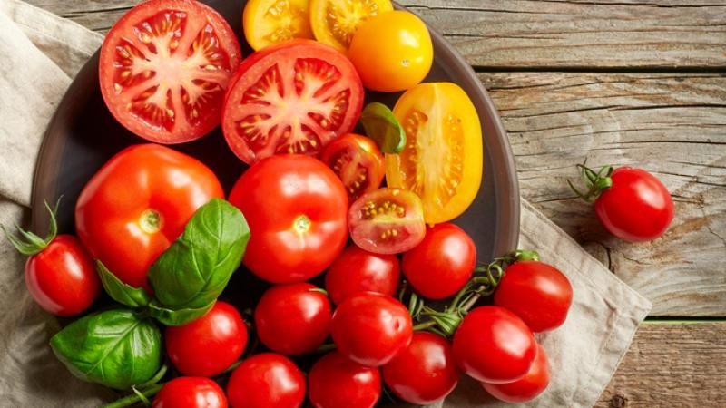 Tomatoes Three Ways Down South