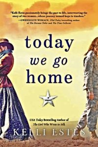 We're Reading Today We Go Home by Kelli Estes