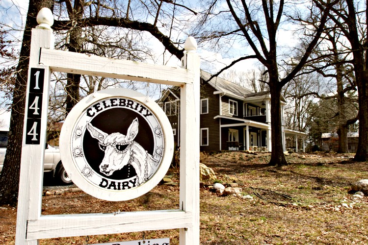 The Inn At Celebrity Dairy In Siler City, NC