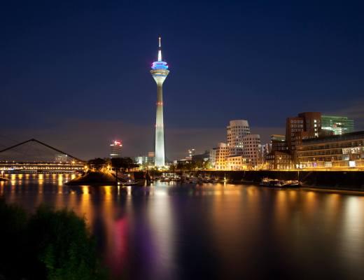 Wochenende in Düsseldorf