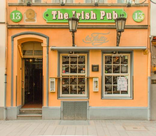 The Irish Pub bei Fatty