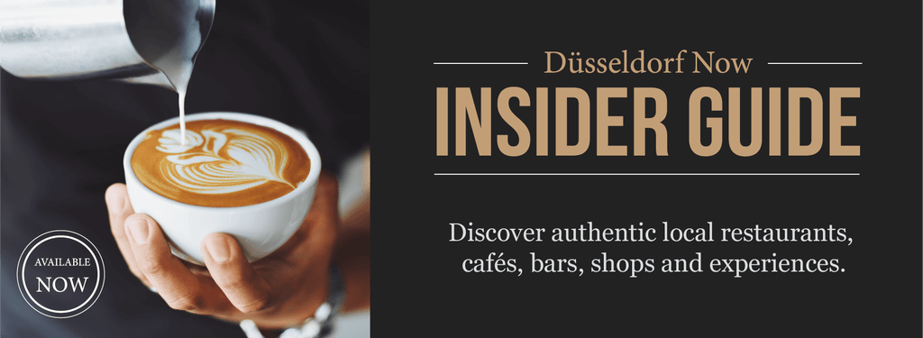 Düsseldorf Now Insider Guide