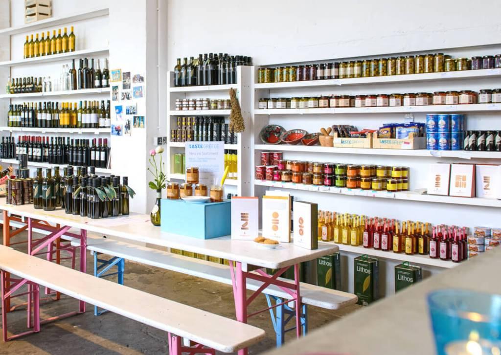 Taste Greece - Lagerverkauf