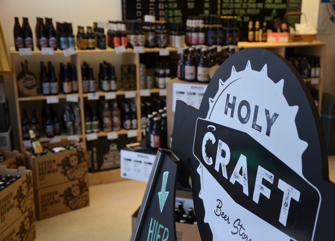 Holy Craft Beer Store