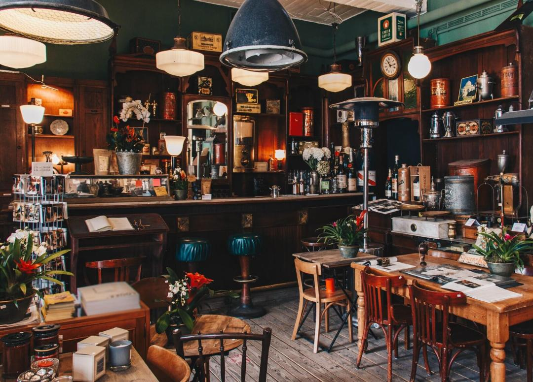 Wandel Antik Vintage Interior