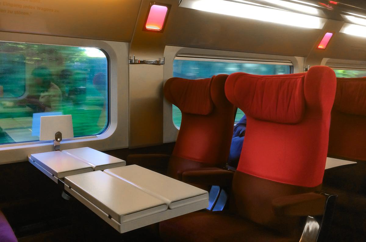 Thalys - Düsseldorf Now