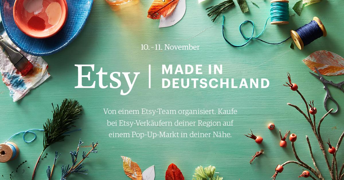 Etsy | Made in Deutschland