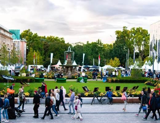 Gourmet Festival Düsseldorf 1