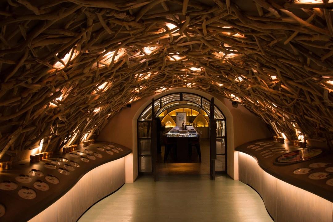Le Caves du Louvre