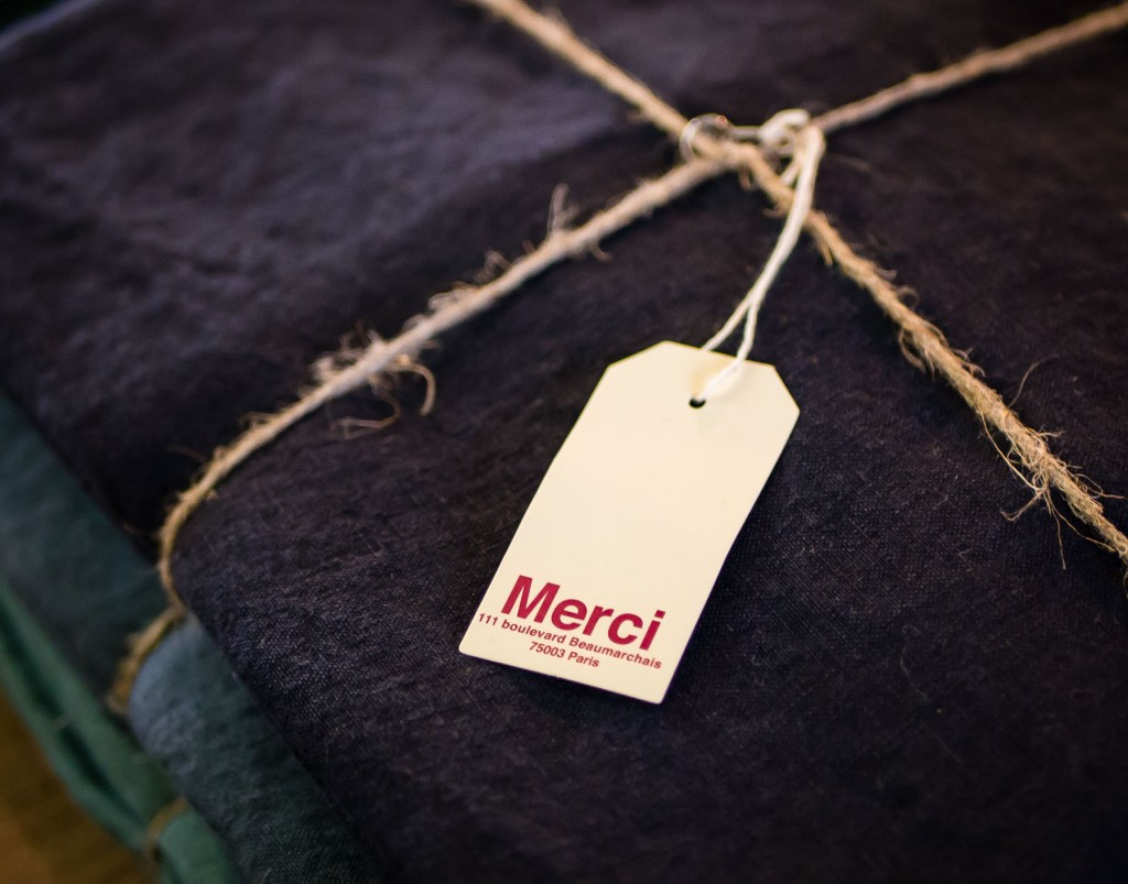 Merci Paris - Concept Store