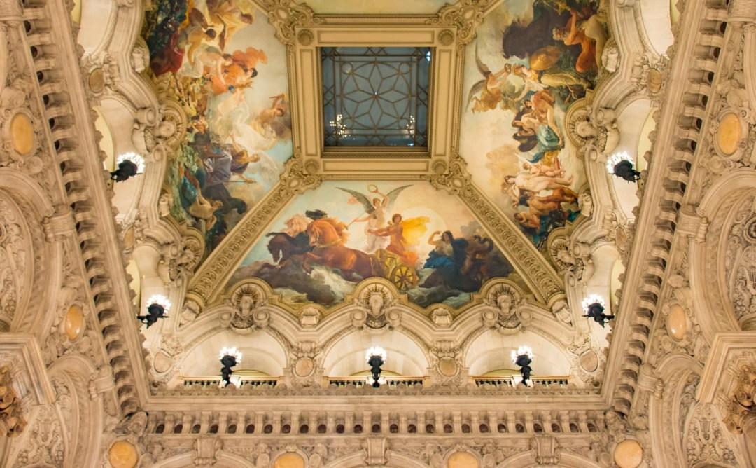 Palais Garnier - Paris Opera