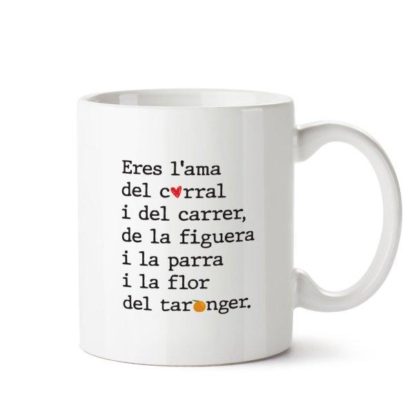 tassa-ceramica-eres-ama-del-corral